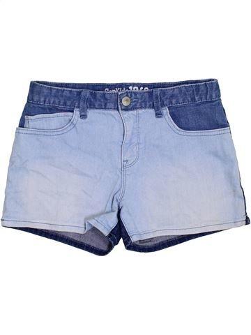 Short-Bermudas niña GAP azul 13 años invierno #1424825_1