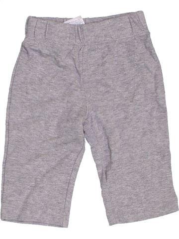 Pantalón niño CARTER'S gris 3 meses verano #1424891_1