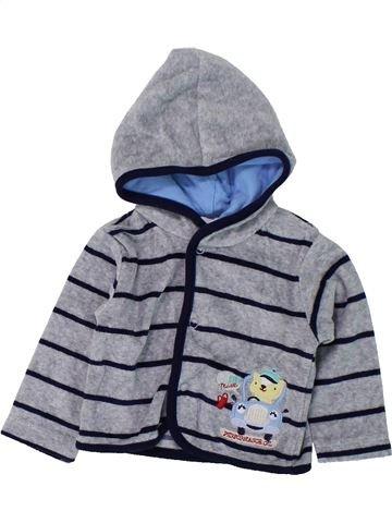 Chaleco niño C&A gris 3 meses invierno #1424943_1
