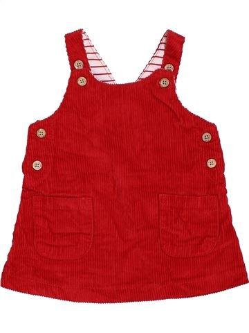 Vestido niña NEXT rojo 6 meses invierno #1424960_1