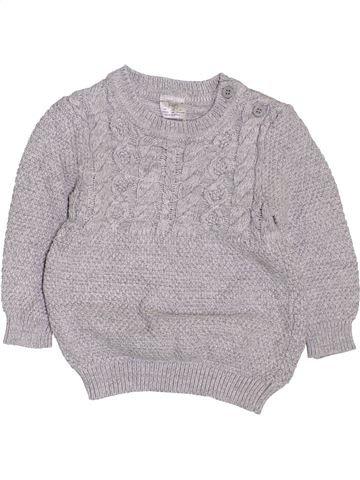 jersey niña F&F gris 6 meses invierno #1424975_1