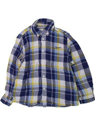 Camisa de manga larga niño MAYORAL violeta 6 años invierno #1425008_1