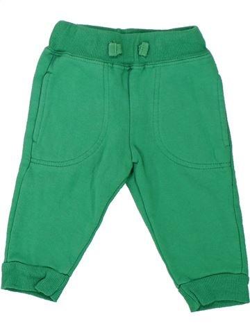Pantalón niño IMPIDIMPI verde 6 meses invierno #1425055_1