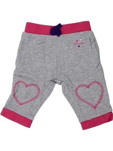 Pantalon fille TOM TAILOR gris 6 mois hiver #1425059_1