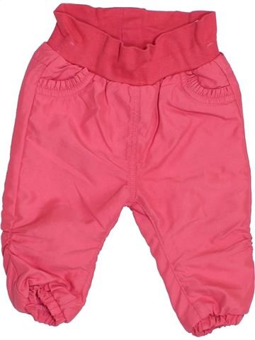 Pantalon fille C&A rose 12 mois hiver #1425073_1