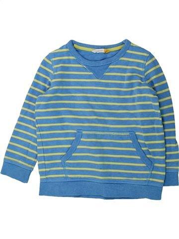 Sudadera niño JOHN LEWIS azul 3 años invierno #1425609_1