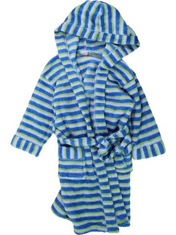 Robe de chambre garçon BERTI bleu 4 ans hiver #1425843_1