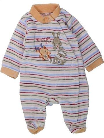 Pyjama 1 pièce unisexe C&A gris prématuré hiver #1426224_1