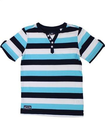 T-shirt manches courtes garçon C&A noir 7 ans été #1426385_1