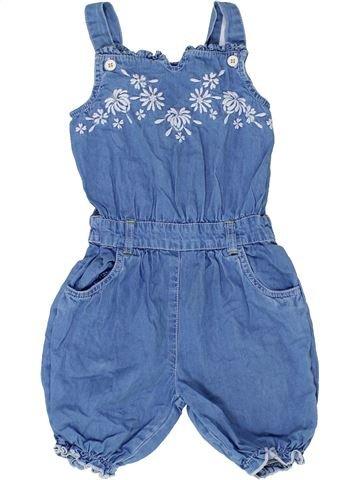 Mono niña MINI CLUB azul 4 años verano #1426502_1