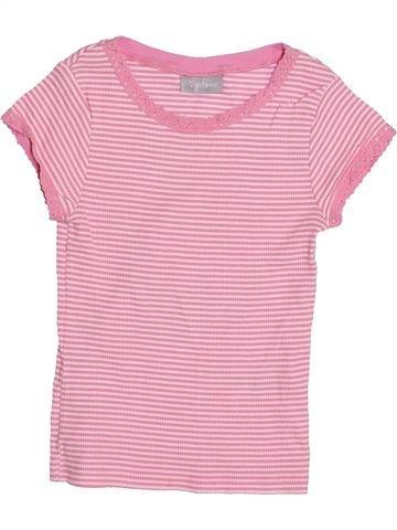 Camiseta de manga corta niña I LOVE GIRLSWEAR rosa 5 años verano #1426554_1