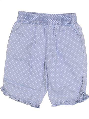 Pantalon fille M&CO bleu 2 ans été #1426725_1