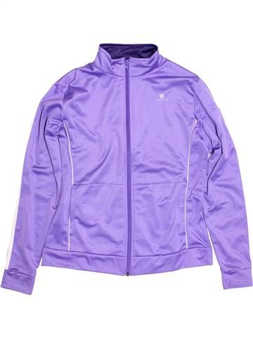 Sportswear fille DOMYOS violet 14 ans hiver #1427041_1