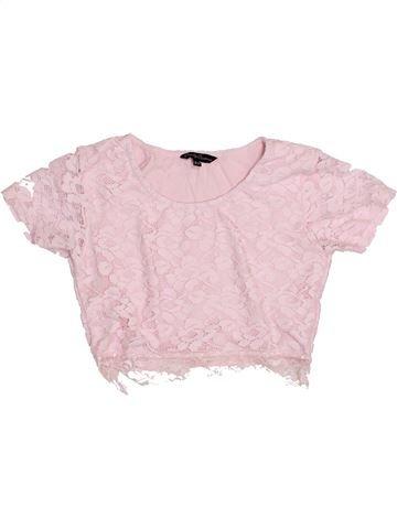 Camiseta de manga corta niña CANDY COUTURE blanco 11 años verano #1427054_1