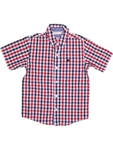 Camisa de manga corta niño JASPER CONRAN violeta 8 años verano #1427059_1