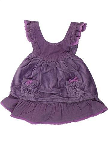 Vestido niña CHICCO violeta 3 meses invierno #1427981_1