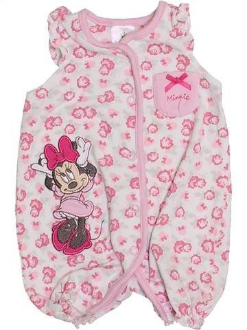 Combinación corta niña MINI CLUB rosa 0 meses verano #1428126_1