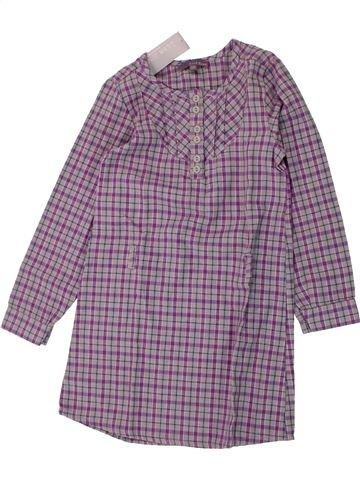 Vestido niña LISA ROSE violeta 6 años invierno #1428418_1