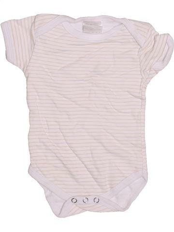 Camiseta de manga corta niño BABY blanco 3 meses verano #1429397_1