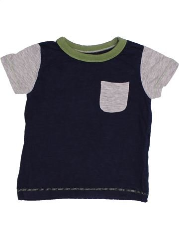 Camiseta de manga corta niño NEXT gris 6 meses verano #1429583_1