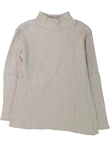 T-shirt manches longues fille ZARA gris 6 ans hiver #1429963_1