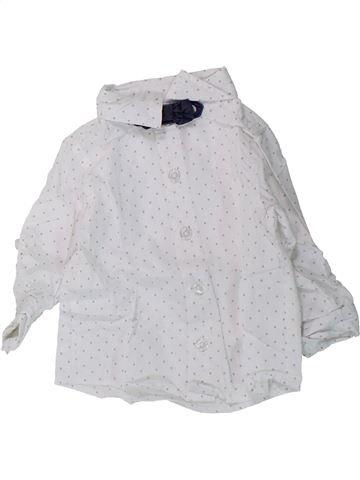 Camisa de manga larga niño LA REDOUTE CRÉATION blanco 12 meses invierno #1430434_1