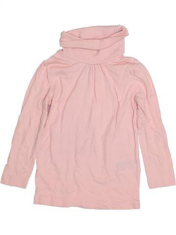 Camiseta de cuello alto niña LUPILU violeta 3 años invierno #1430733_1