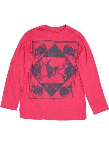 Camiseta de manga larga niño MATALAN rosa 9 años invierno #1431094_1