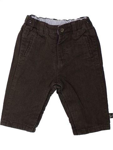 Pantalón niño SERGENT MAJOR marrón 6 meses invierno #1431646_1