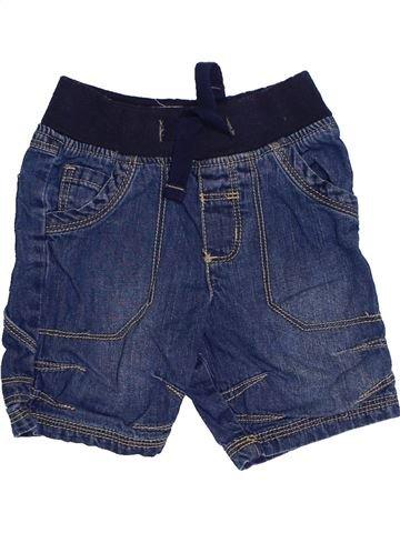 Short - Bermuda garçon TU bleu 12 mois été #1431685_1