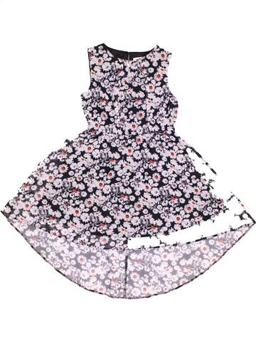 Robe fille BLUEZOO blanc 7 ans hiver #1431971_1