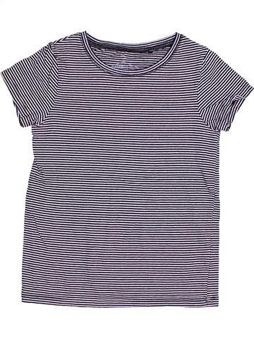 T-shirt manches courtes garçon NEXT violet 7 ans été #1432057_1