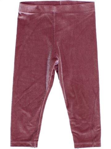 Legging fille F&F violet 12 mois hiver #1432167_1