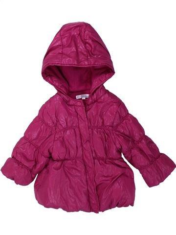 Doudoune fille KIABI violet 9 mois hiver #1432302_1