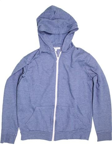 Sudadera niño MARKS & SPENCER azul 14 años invierno #1432347_1