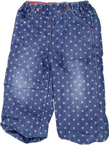 Pantalón niña ORCHESTRA azul 2 años invierno #1432538_1