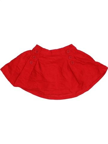 Jupe fille MOTHERCARE rouge 18 mois hiver #1432558_1