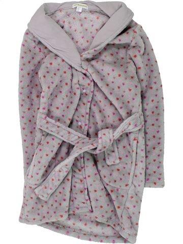 Robe de chambre fille VERTBAUDET gris 6 ans hiver #1432716_1