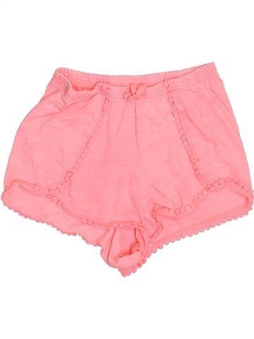 Short-Bermudas niña MATALAN rosa 10 años verano #1432847_1