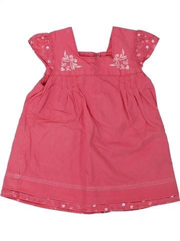 Vestido niña CADET ROUSSELLE rosa 6 meses invierno #1432921_1