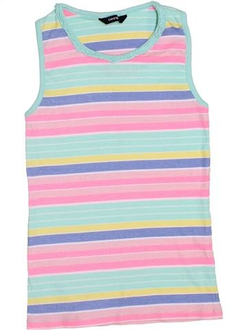 Camiseta sin mangas niña GEORGE violeta 12 años verano #1433127_1