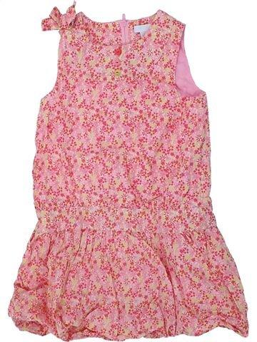 Robe fille OKAIDI rose 3 ans été #1433357_1