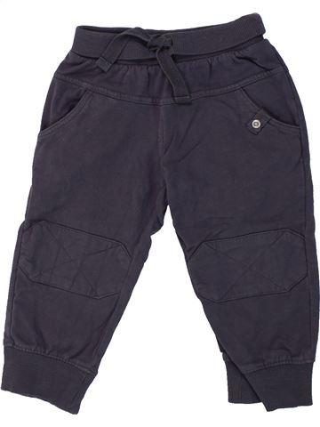Pantalón niño VERTBAUDET azul 2 años invierno #1433450_1
