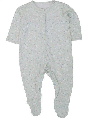 Pijama de 1 pieza niña MINI CLUB gris 9 meses verano #1433482_1