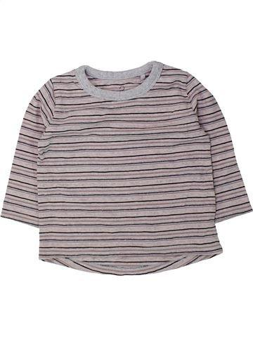 Camiseta de manga larga niña NEXT violeta 9 meses invierno #1433500_1