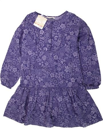 Vestido niña DPAM azul 10 años invierno #1433534_1