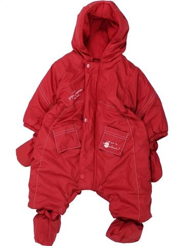 Mono-polar niño BERLINGOT rojo 3 meses invierno #1433614_1