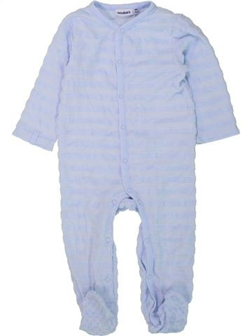 Pijama de 1 pieza niño NOUKIE'S gris 18 meses invierno #1433716_1