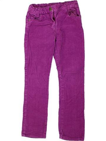 Pantalón niña TOPOLINO violeta 8 años invierno #1434038_1