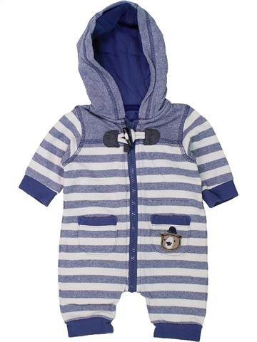 Combinación larga niño MATALAN azul prematuro invierno #1434482_1